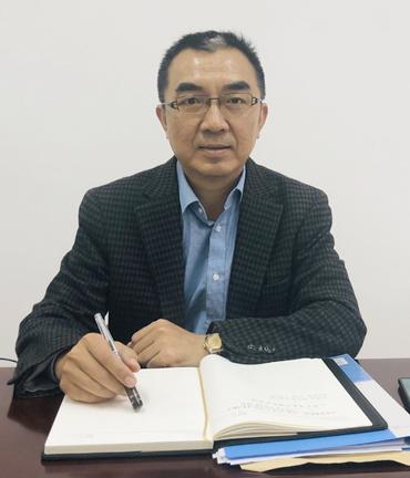 宋忠贤 教授,上海分院院长